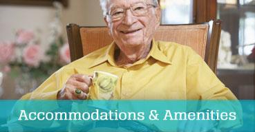 Great Nursing Home Accomodations