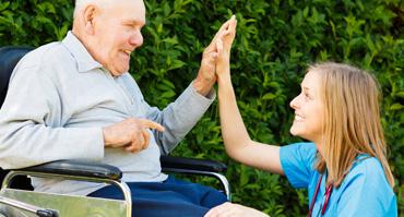 Nursing home dining options